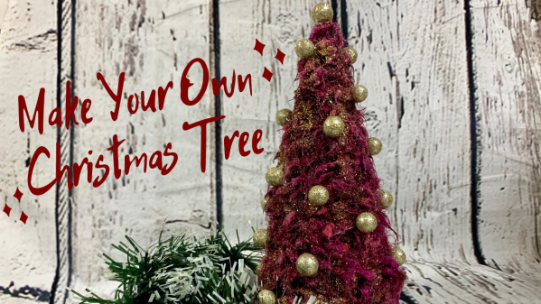 Make Your Own Christmas Tree