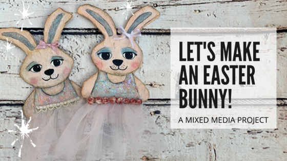 Let's Make an Easter Bunny